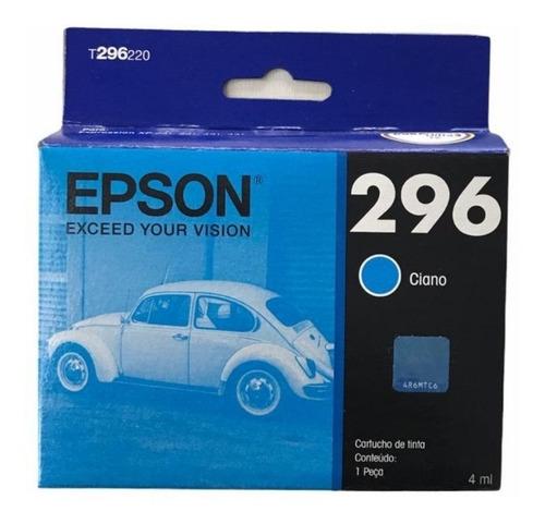 Cartucho Epson Original T296 - Xp441 Xp431 Xp241 Xp231