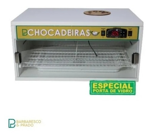 Chocadeira Elétrica De Ovos 50 Un Automática Profissional Bp