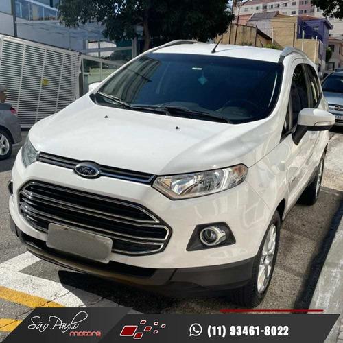 Ford Ecosport Titanium 2.0 16v Flex 5p Aut. Flex 2014