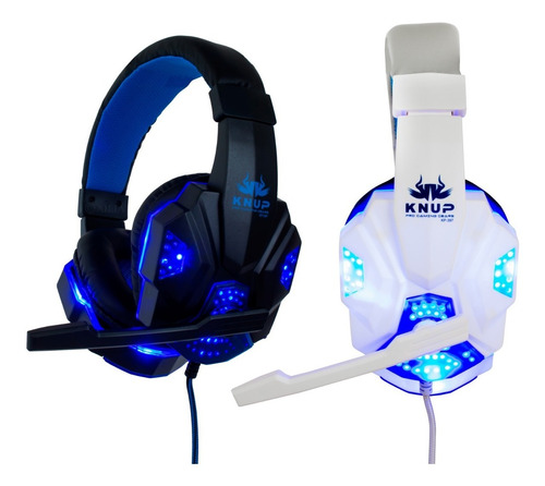 Fone De Ouvido Headset Gamer C/microfone Xbox One Pc Ps4