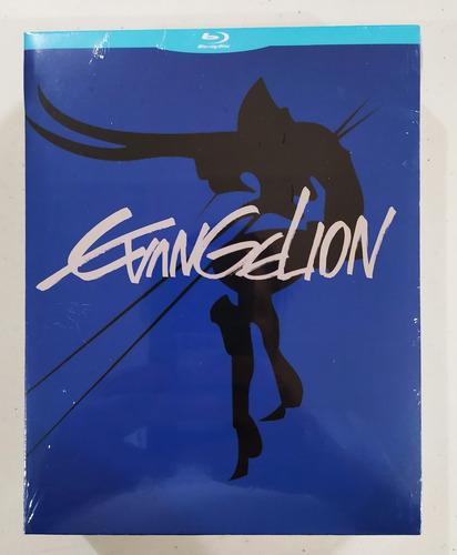 Paquete Trilogia  Evangelion (1.11 / 2.22 / 3.33) Bluray