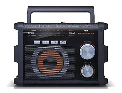 Rádio Portátil Am/fm/sw Nks Excellence Ac128 (lacrado)