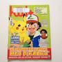 Revista Veja Kid Mais Só Pensam Em Roubar Meu Pikachu D88
