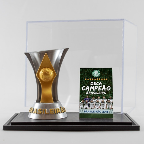 Taça Palmeiras Campeão Brasileiro 2018