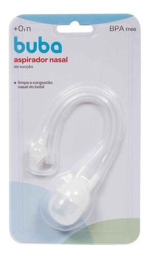 Aspirador Sugador Nasal Sucção Buba ® + 0 Meses