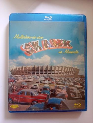 Blu-ray Skank Multishow Ao Vivo No Mineirão
