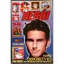 Revista Herói Nº 81 Jurassic Park Tom Cruise Ultraman Spawn