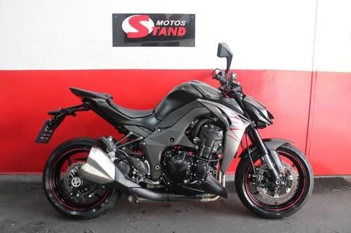 Kawasaki Z 1000 Z1000 Z-1000 Abs 2020 Preta Preto