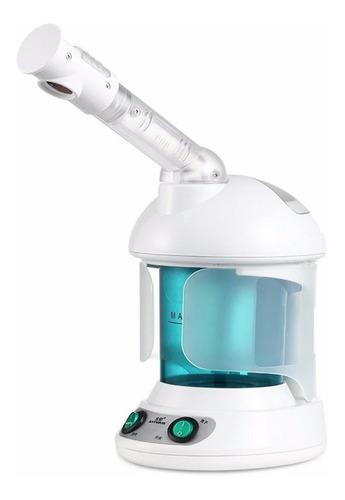 Maquina Spa Facial Vapor Ozônio Limpeza Da Pele 110v