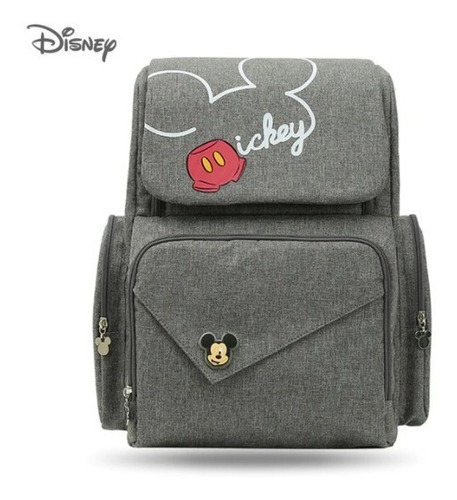 M 56 - Mochila Bolsa Maternidade Disney Importada