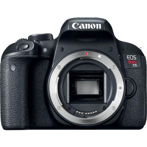 Câmera Digital Canon T7i Só O Corpo Loja Platinum