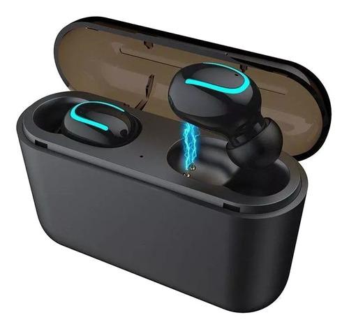 Auriculares In-ear Inalámbricos Hbq Q32 Black