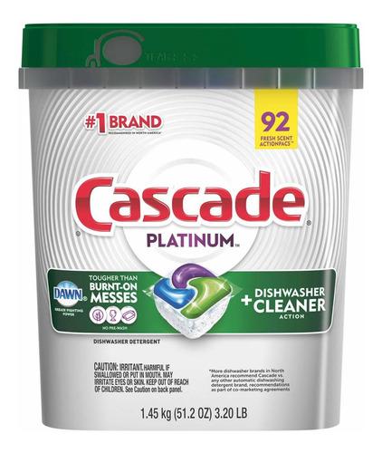 Lavaplatos Cascade Platinum