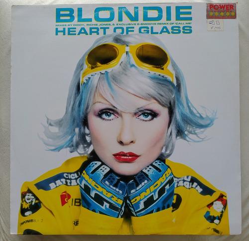 Vinilo - Blondie - Heart Of Glass / Call Me 95'rmx