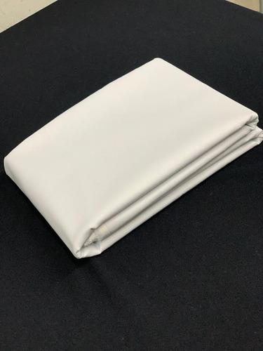 Tecido Tricoline Branco P/ Máscara 100% Algodão 1mt X 1,5mt
