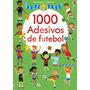 Livro Infantil 1000 Adesivos De Futebol Editora Usborne