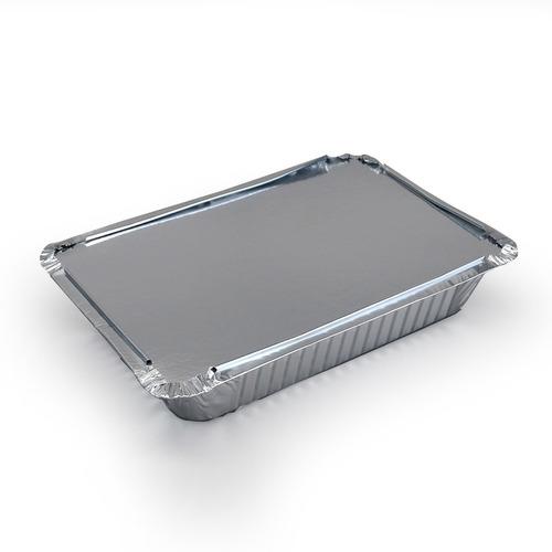 Bandeja De Aluminio D-7 Caja X100