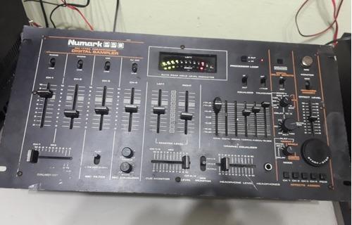 Numark Dm-1755a Mixer - Veja!!!