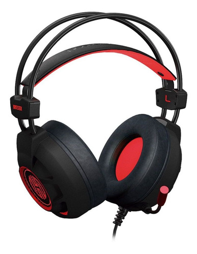 Headset Gamer Bruiser Stereo Dg28 P2 Led Hoopson +nf