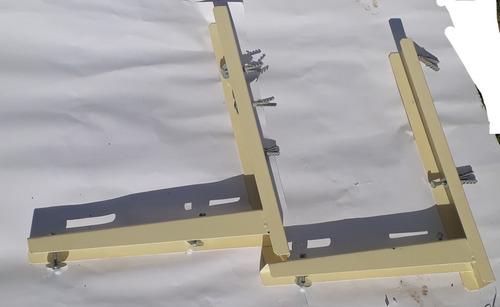 Mensulas Para Aire Acondicionado De 9000 Hasta 24000 Btu