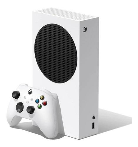 Microsoft Xbox Series S 512gb Branco Pronta Entrega