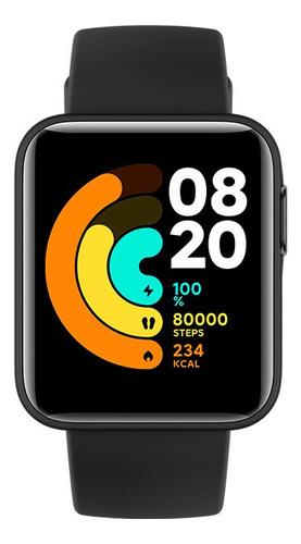 Smartwatch Xiaomi Mi Watch Lite - Preto