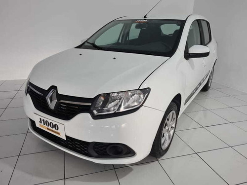 Renault Sandero Expression 1.6 16v Flex Mec.