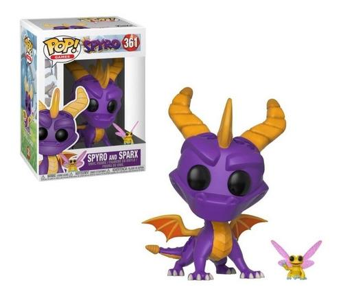 Funko Pop! Spyro The Dragon # 361 * Local Caba