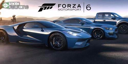 Juego Para Xbox One Forza 6