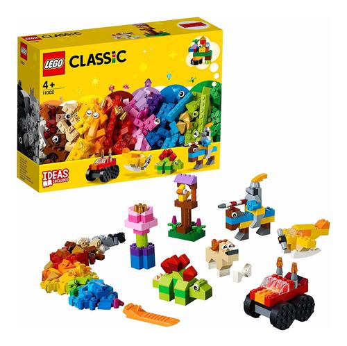 Lego Lego Classic 11002 - Conjunto De Peças Básico - 300 Pc