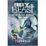 Livro Boy X Beast 04 Batalha Dos Mundos Tornados