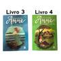 Kit 2 Livros Anne With An E Serie Netflix Green Gables 3 E 4