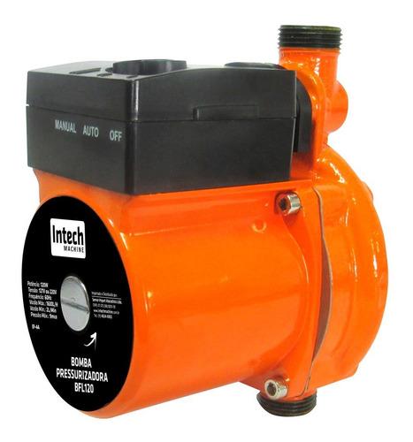 Intech Machine Bomba Pressurizadora Bfl120 220v