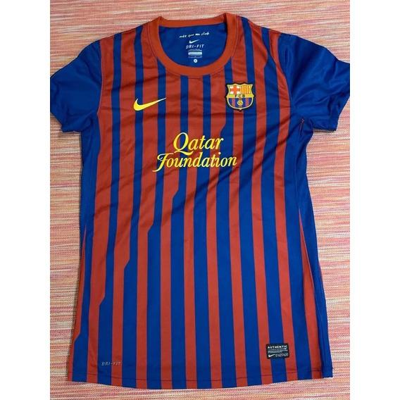 Camiseta Remera Del Barcelona Nike Talle S Aprovechala