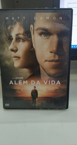 Além Da Vida- Matt Damon -dvd Original
