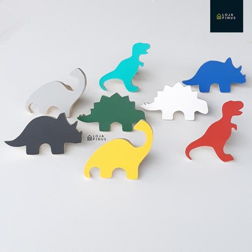 Moderno, Divertido E Peculiar - 4 Ganchos Dinossauro Kit