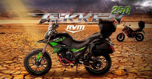 Jawa Rvm Tekken 250 6 Marchas
