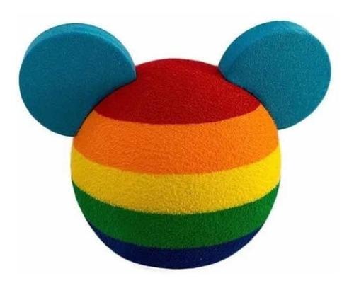 Enfeite De Antena Mickey Colorido Antena Carro