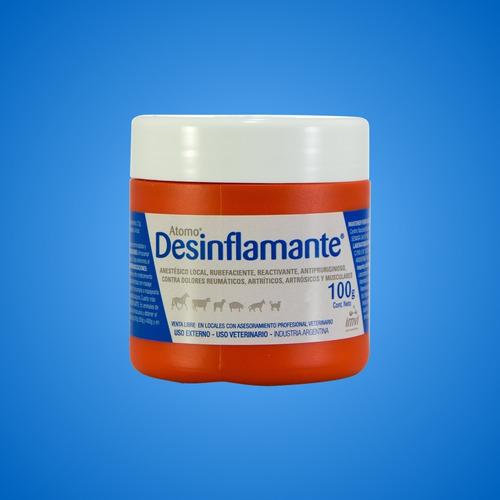 Crema Atomo Desinflamante 100 Gramos