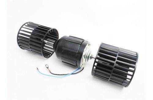 Motor Soplador 24v Universal Doble Eje 1 Velocidad