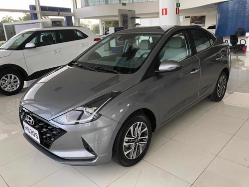 Hyundai Hb20s 2021 1.0 Diamond Plus Tgdi Flex Aut. 4p