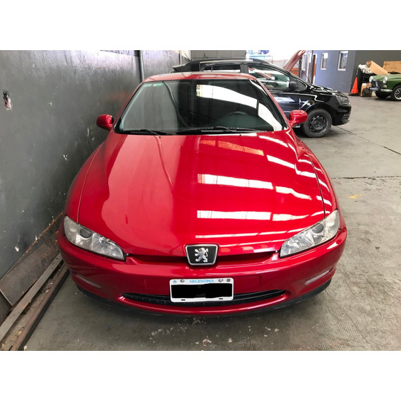 Peugeot 406 Coupe 2.0 Año 2000