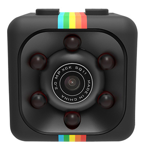 Motion Mini Camera Detecção De Movimento Portátil De Visão N