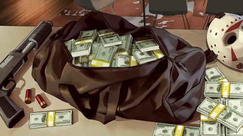 Dinero+rp Gta V Online 200 Millones - Pc