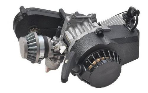 Motor 49cc 2tiempos Completo