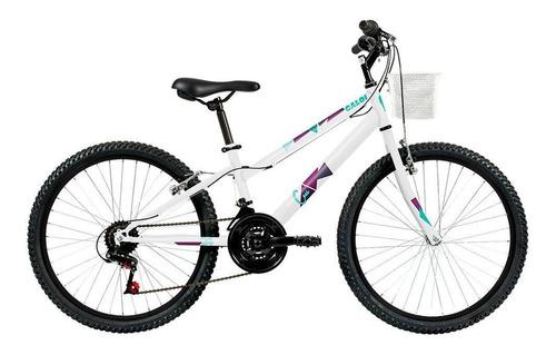Bicicleta Caloi Ceci - Aro 24 - Freios V-brake - Infantil
