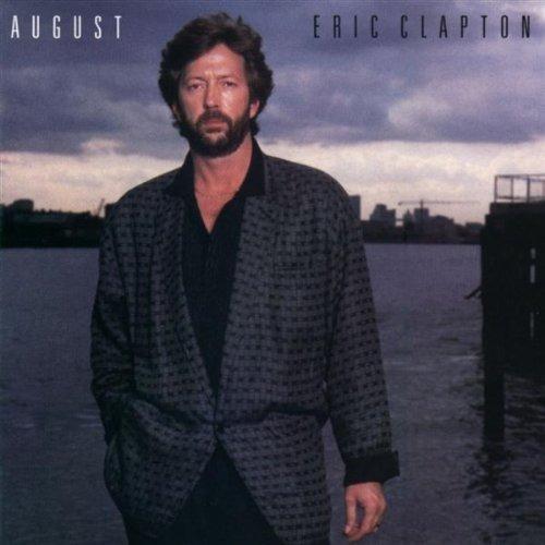 Vinil- Eric Clapton -august Original