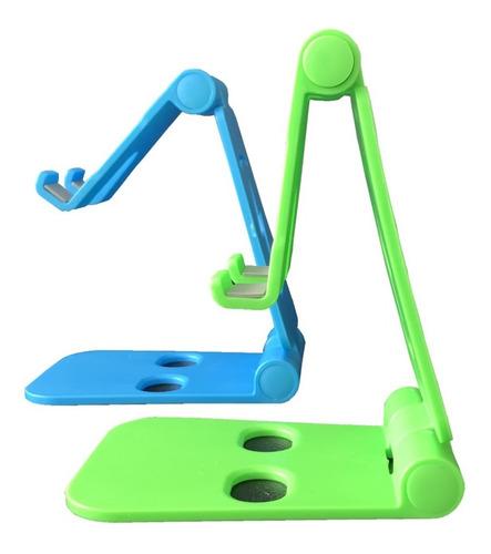 Soporte Celular Tablet Mesa Escritorio Ajustable Regalo