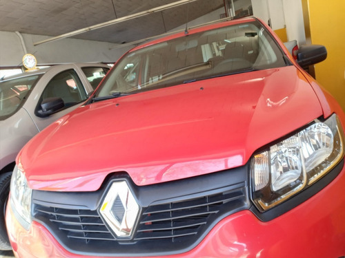 Renault Logan 1.6 Full Autentique Nafta Gnc 2019