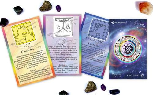 Cartas Oráculo Del Saber Maya®